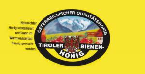 """Tiroler Bienenhonig"""